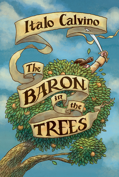 The Baron in the Trees - Italo Calvino